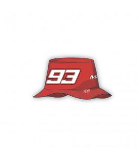 Chapeau Bob Homme MM93 Officiel MotoGP Marc Marquez