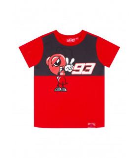 Tshirt Enfant MM93 Yoke...