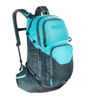Sac à dos EVOC Explorer PRO 30l gris/bleu