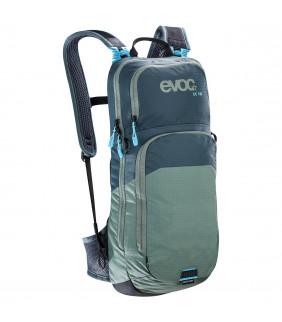 Sac EVOC CC 10l + poche 2l gris/olive