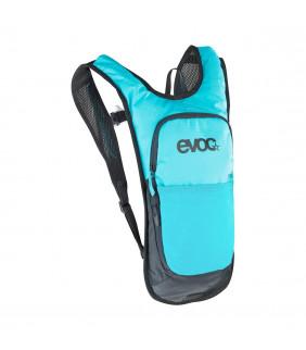 Sac EVOC CC 2l + poche 2l bleu ciel