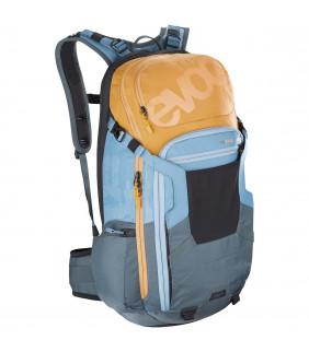 EVOC Sac FR Protector Trail 20l gris/orange M/L