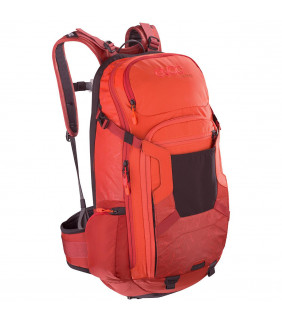 EVOC Sac FR Protector Trail 20l orange/rouge M/L