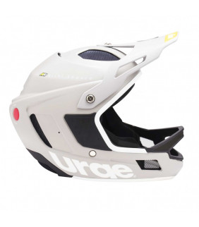 Casque URGE Archi-Enduro RR - argent/orange/blanc