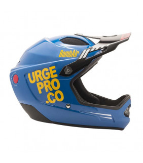 Casque URGE BombAir bleu/orange