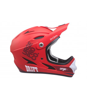 Casque URGE Drift Enfant Rouge
