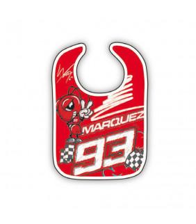 Bavoir Enfant MM93 Officiel MotoGP Marc Marquez