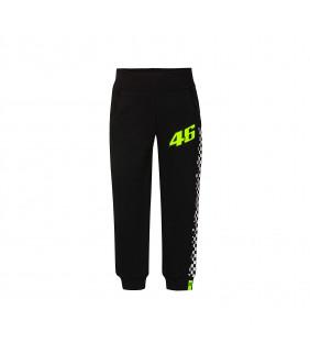 Pantalon Jogging Enfant RACE VR46 Officiel MotoGP Valentino Rossi