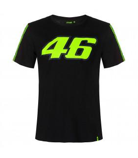 T-shirt Homme VR46 Bande The Doctor Officiel MotoGP Valentino Rossi