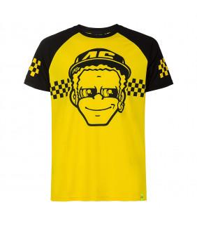 T-shirt Homme VR46 THE DOCTOR Officiel MotoGP Valentino Rossi