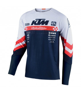 Maillot Homme Troy Lee Designs KTM SE Ultra Factory Team Officiel MotoCross