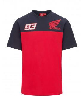 T-shirt Homme Marc Marquez Dual Honda HRC - MM93