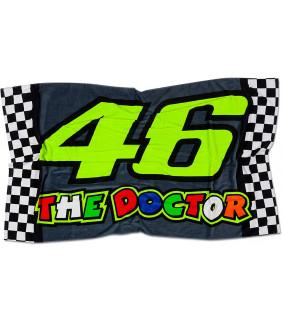 Serviette de plage VR46 Race Officiel MotoGP Valentino Rossi