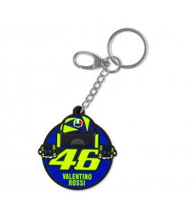 Porte-Clé VR46 Cupolino Officiel MotoGP Valentino Rossi