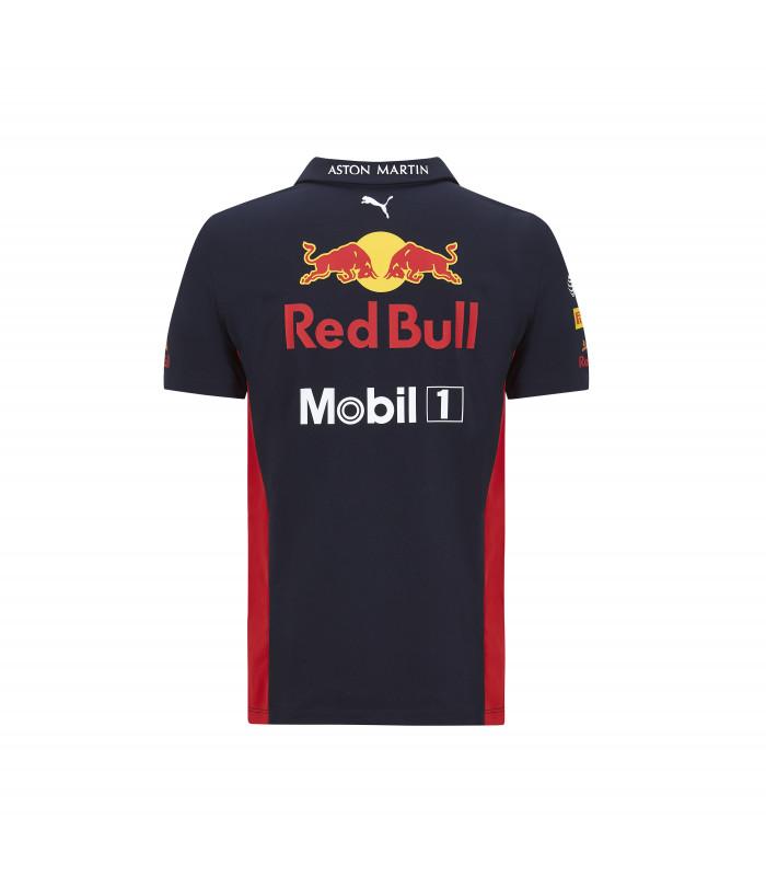 Polo Homme Puma Aston Martin Sponsor F1 Formula Team Red Bull Racing Officiel