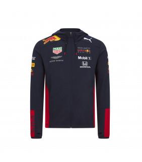 Sweat à capuche Zip Homme F1 Formula Team Red Bull Racing Aston Martin Officiel