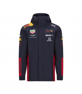 Blousons a Capuche Zip F1 Formula Team Red Bull Racing Aston Martin Officiel