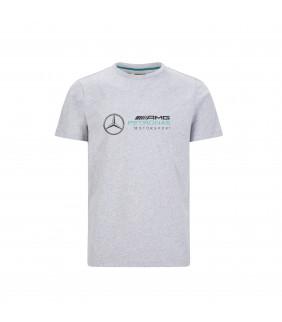 T-Shirt Homme Mercedes AMG Petronas Motorsport F1 Formula Driver