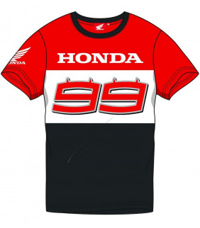 T-shirt Honda Lorenzo Big 99