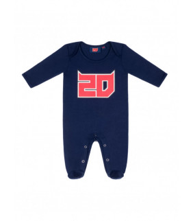 Body Pyjama Enfant Fabio Quartararo 20 El Diablo Big 20 Officiel MotoGP