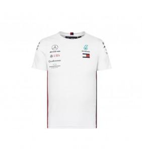 T-Shirt Enfant Mercedes-AMG Petronas Motorsport Team F1 Driver