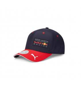 Casquette Enfant F1 Racing Formula 1 Officiel Team RB Racing Aston Martin Puma