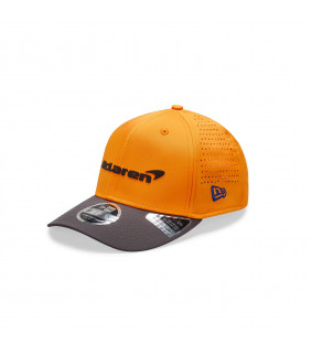 Casquette McLaren Lando NORRIS 9FIFTY F1 Team Officiel Formule 1 Racing
