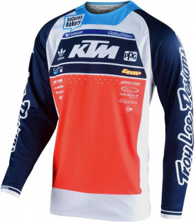Maillot Homme Troy Lee Designs KTM SE Pro Boldor Team Officiel MotoCross