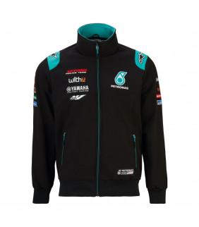 Veste Softshell Homme Yamaha Petronas Team Officiel MotoGP