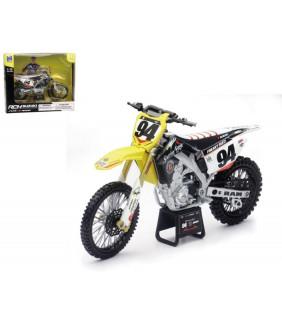 Moto Miniature New Ray Honda 450 RM-Z Ken Roczen Team RCH SUZUKI Factory 1/12 Modell
