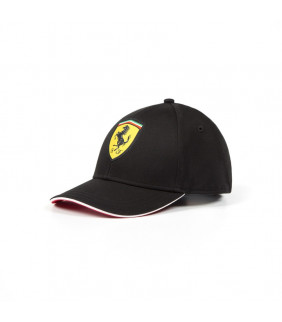 Casquette Baseball Ferrari...