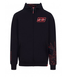 Sweat a Capuche Zip Homme MM93 Marc Marquez Officiel MotoGP