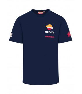 T-shirt Homme Honda Repsol Racing Team Officiel MotoGP