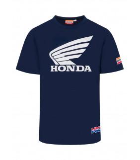 T-shirt Homme HRC Honda Repsol Racing Big logo Officiel MotoGP