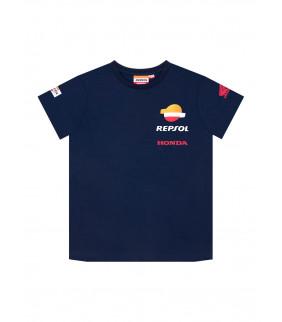 T-shirt Enfant Honda Repsol Racing Team Officiel MotoGP