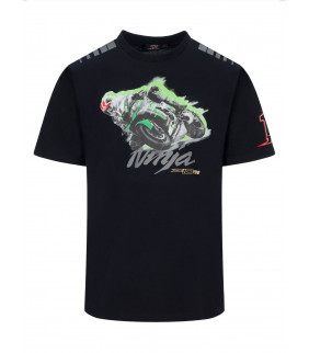 T-shirt Homme Jonathan Rea Ninja Officiel SuperBikes World SBK