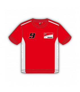 T-shirt Ducati Corse Dual Homme  Danilo Petrucci