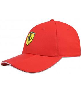 Casquette Baseball Ferrari Scuderia F1 Team Stripe Carbon