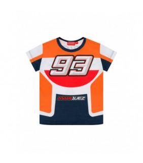 T-shirt Enfant Marc Marquez Dual Multicolor