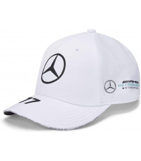 Casquette Baseball Mercedes-AMG Petronas Motorsport Team F1 Driver Race Valtteri Bottas