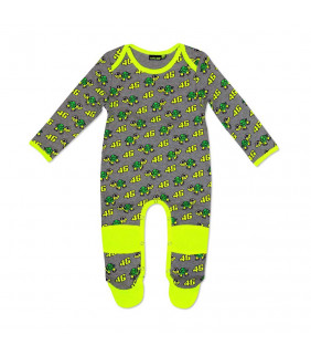 Body Enfant VR46 Turtle manche longue Valentino Rossi Officiel MotoGP