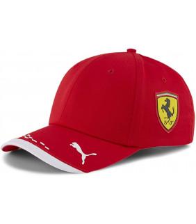 Casquette Baseball Ferrari Scuderia F1 Team Puma Officiel Formule 1