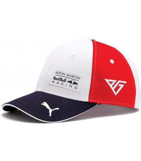 Casquette F1 Racing Formula 1 Officiel Team RB Racing Aston Martin Pierre Gasly Edition Spéciale France