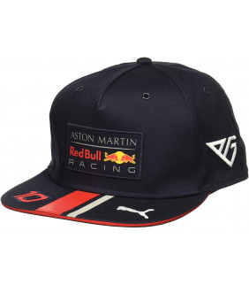 Casquette F1 Racing Formula 1 Officiel Team RB Racing Aston Martin Pierre Gasly