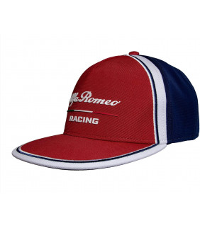 Casquette Enfant Alfa Romeo Racing Team Officiel Formule 1