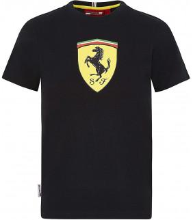 Tshirt Enfant Ferrari Scuderia Team Motorsport F1 Officiel Formule 1