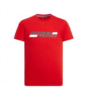 Tshirt Homme Ferrari Scuderia Team Motorsport F1 Officiel Formule 1