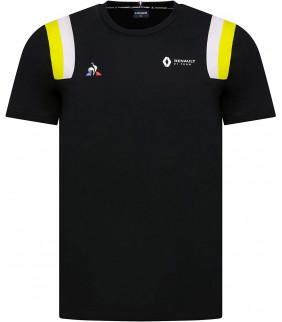 T-shirt Homme RENAULT Le Coq Sportif F1 Racing Officiel Formule 1