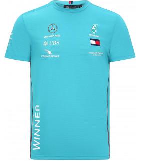 T-Shirt Race Mercedes AMG Petronas Motorsport Team F1 Formula Driver
