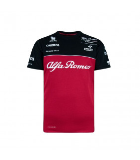 Tshirt ALFA ROMEO Formule 1 Officiel Team F1 Racing